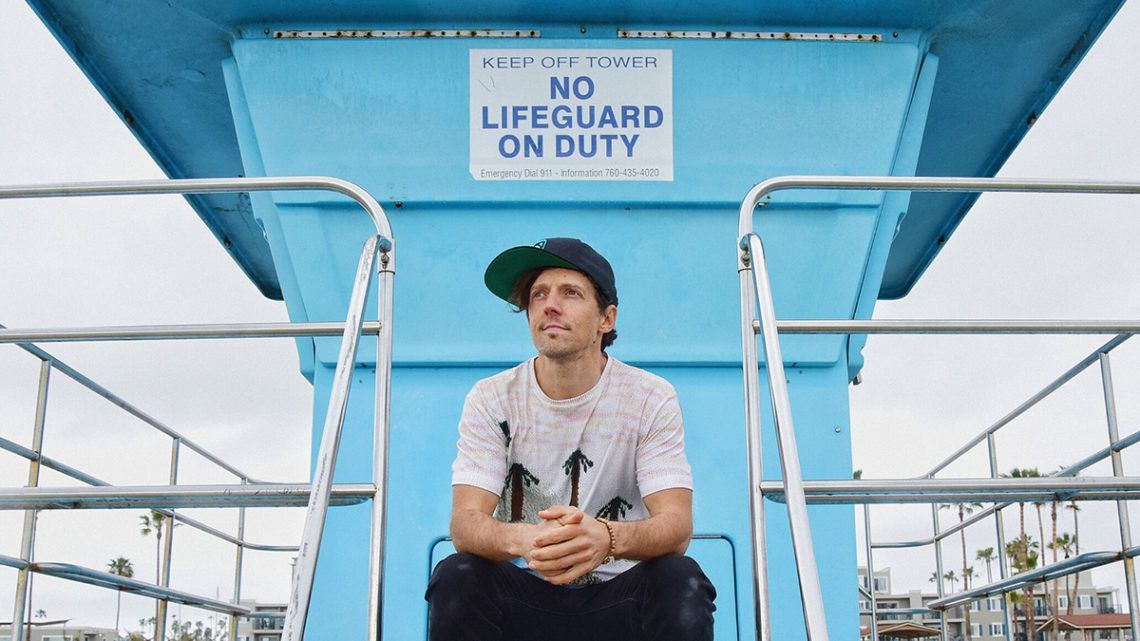 """JASON MRAZ """"Be Where Your Feet Are"""" Video out now"""